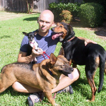Dog Training at Your Home or our Fort Worth location